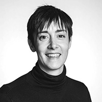 Portrait of Beth McDougall