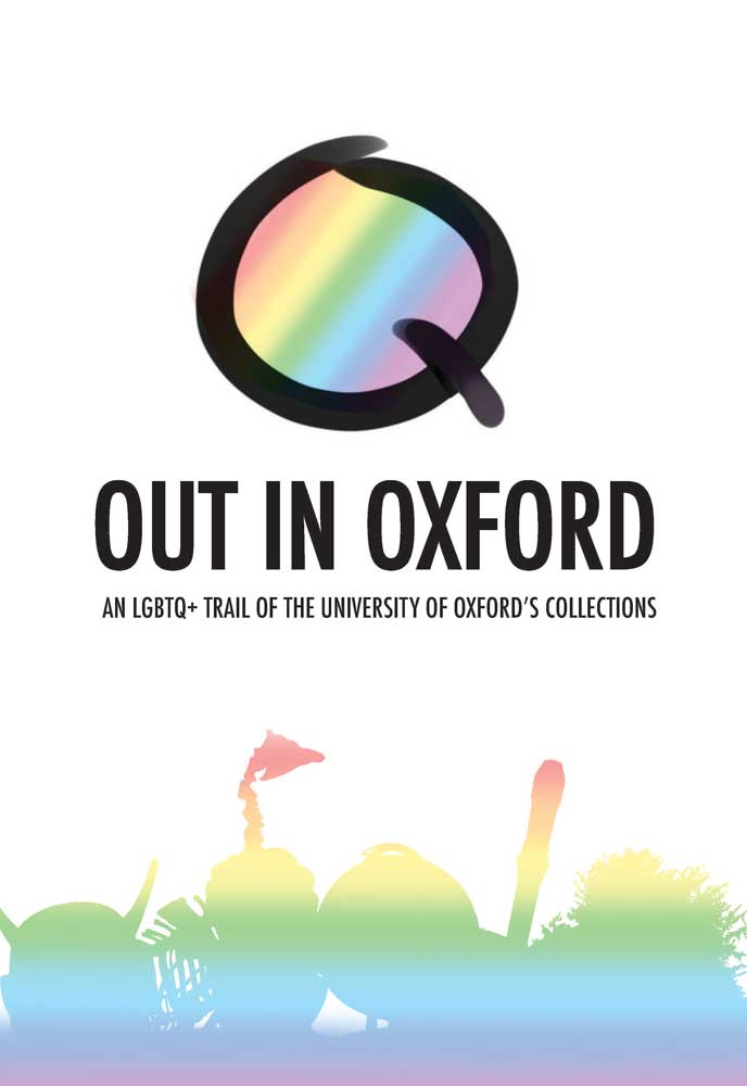 Out in Oxford booklet cover