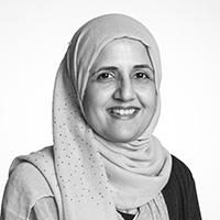 Portrait of Rozia Hussain