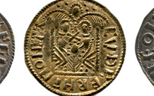 Example of coin from the Watlington Hoard