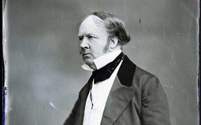 Portrait of Henry Fox Talbot