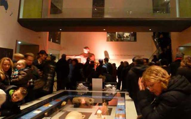 Late night opening at the Ashmolean Museum