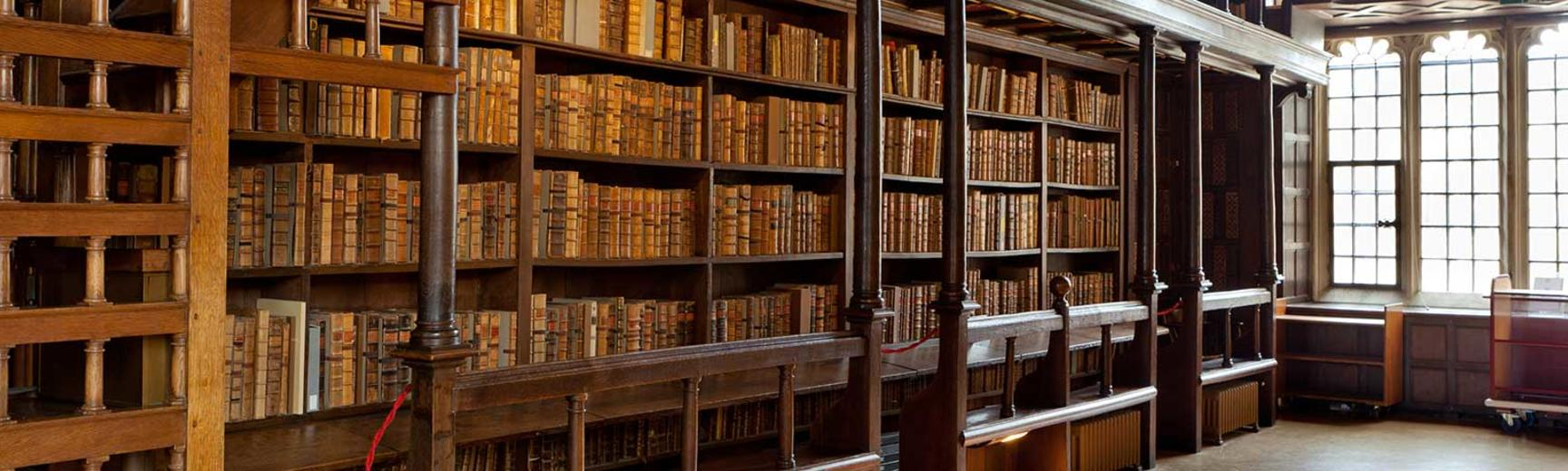 Duke Humfrey's Library, Bodleian