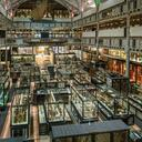 Pitt Rivers Museum, Main Court (credit Ian Wallman) © Pitt Rivers Museum, University of Oxford
