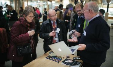 GLAM digital showcase: heritage science