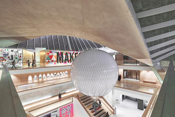 Design Museum, September 2018
