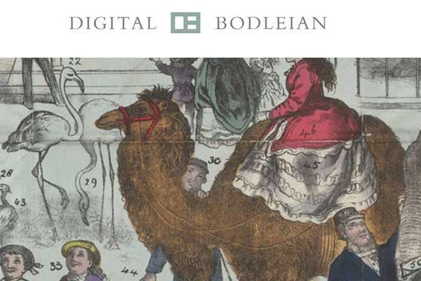 Digital Bodleian print