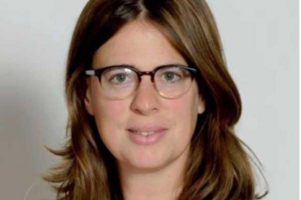 Portrait, Dr Laura Van Broekhoven, Director, Pitt Rivers Museum