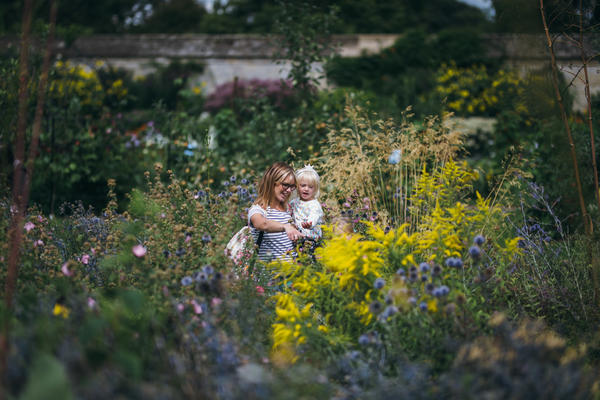 Oxford Botanic Garden. Credit Ian Wallman