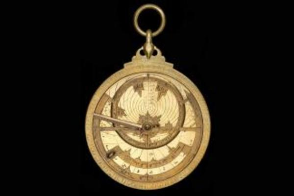 Astrolabe, History of Science Museum