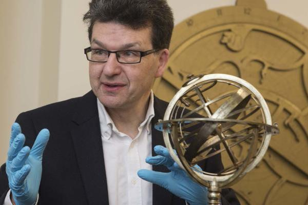 Curator at the History of Science Museum tells stories on objects from the collection