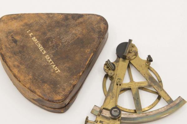 I. K. Brunel's Surveying Sextant