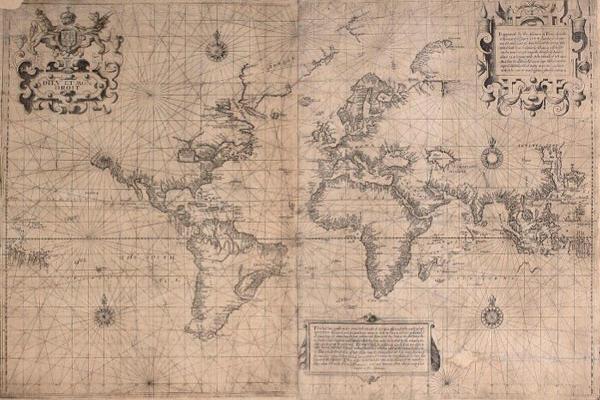Wright Molyneux Map