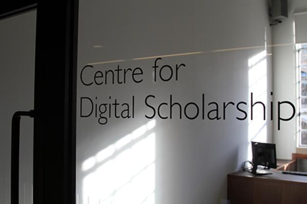Centre for Digital Scholarship
