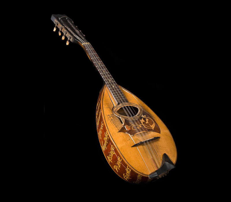 mandolin new