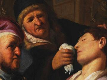 Rembrandt from the Ashmolean