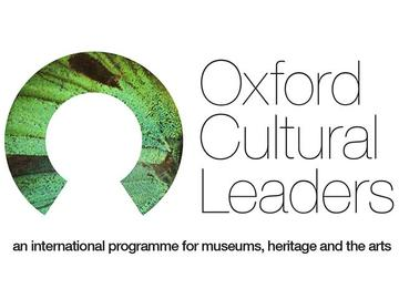 Logo for Oxford Cultural Leaders