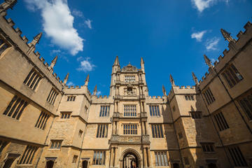 External view of Old Bodleian Library
