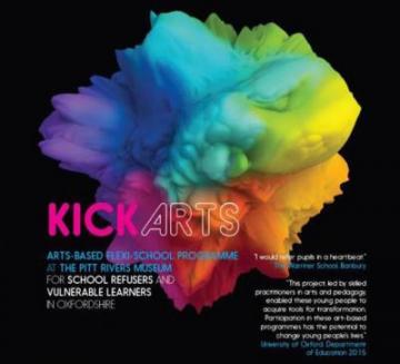Logo for Kick Arts Project