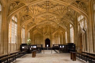 Divinity School, Bodleian Library