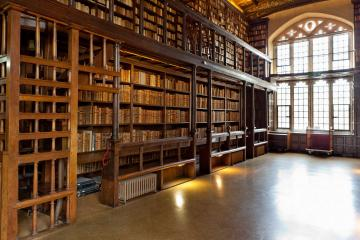 Duke Humphrey Library, Bodleian