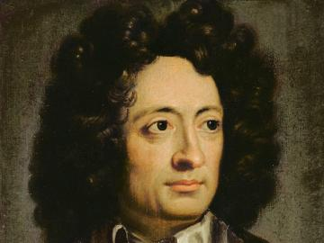 Oil painting of Arcangelo Corelli