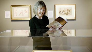 Catherine Whistler, Ashmolean Museum