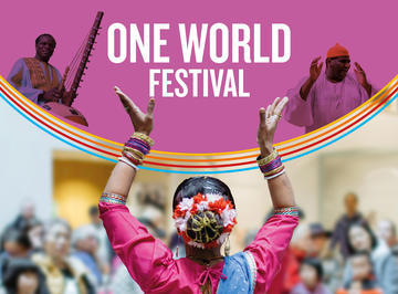 One World Festival at the Ashmolean