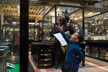 Pitt Rivers Museum credit Ian Wallman (c) Pitt Rivers Museum University of Oxford