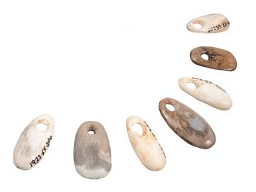 Bone pendants
