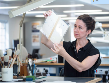 Conservation at the Bodleian Libraries