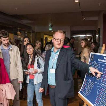 Public engagement with research activities across GLAM